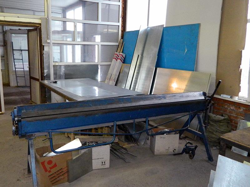 станок для изготовления изделий